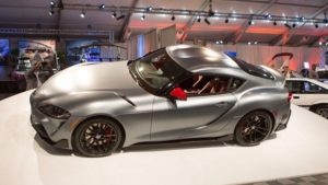 Initial-Ever 2020 Toyota Supra only Sold for a Whopping $2.1 Million