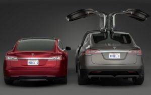 Tesla is upgrading estimating and naming for Model S and X