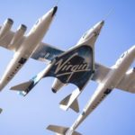 Virgin Galactic sends its first traveler to the edge of space