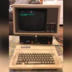 Man finds 30 year old Apple PC still in working order