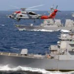 US Navy warships again challenge Beijing's cases in South China Sea