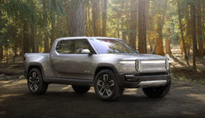 Amazon and General Motors are in discusses to invest into Tesla competing Rivian