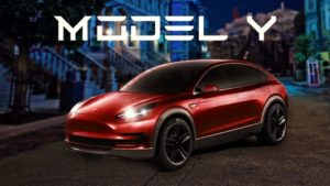 Tesla to start Model Y tooling this year, volume generation at Gigafactory 1 in 2020