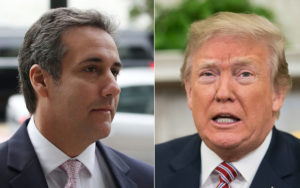 Michael Cohen says government investigators are examining beforehand undisclosed misconduct identified with Trump