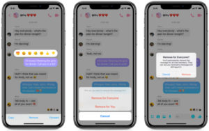 Here's the way to erase messages you lament sending on Facebook Messenger, much the same as Mark Zuckerberg