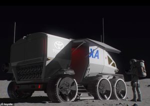 Toyota uncovers wanderer, 2029 moon landing plans with Japanese space office