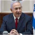 Israel PM meets military brass after evident rocket fire