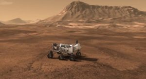 China Intends to Launch Its Own Probe to Mars Next Year
