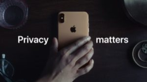 Apple's new privacy advertisement is certainly going to bother Facebook and Google