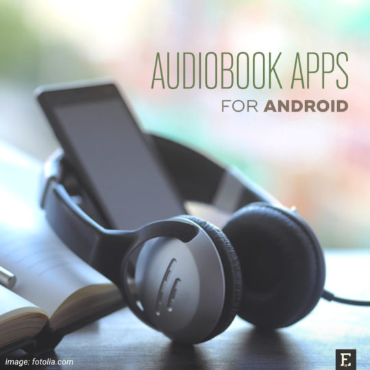 Google Play Books includes audiobook download quality