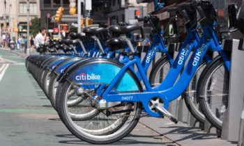 Lyft includes New York's Citi Bikes to its application