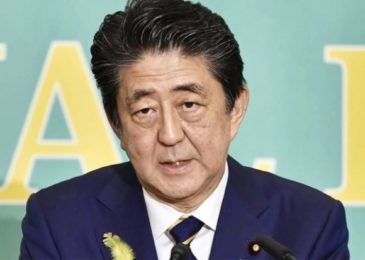 Japan PM Abe says no compelling reason to raise sales tax beyond 10% for decade