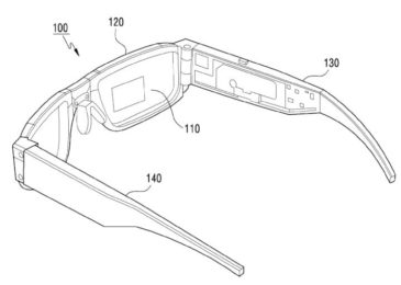 Samsung may create foldable augmented reality glasses