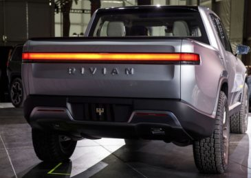 Amazon places a charge into startup automaker Rivian