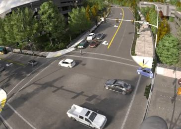 Bellevue evaluates technology to help improve hazardous crossing points
