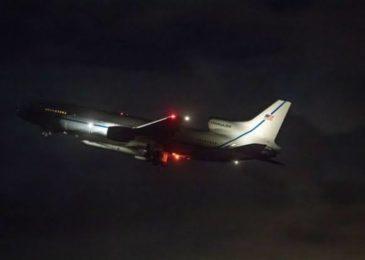 NASA launches satellite to investigate strange region where air meets space