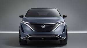 """Nissan Ariya"" Concept Previews Future Midsize EV Crossover"