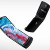 Motorola: is bringing back the 'Razr' flip-phone