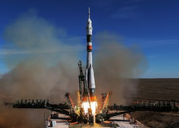 Russia is making more Soyuz rocket to help NASA's ISS missions