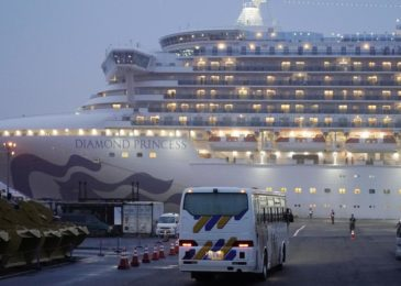 In excess of 40 remaining behind : Americans isolated on Diamond Princess voyage transport over coronavirus traveled to US