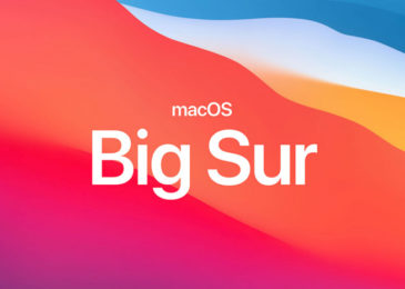 The macOS next version will be called 'Big Sur'